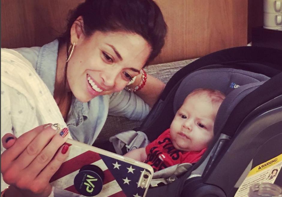 Boomer y su madre son los tesoros de Michael Phelps. (Foto: Instagram)