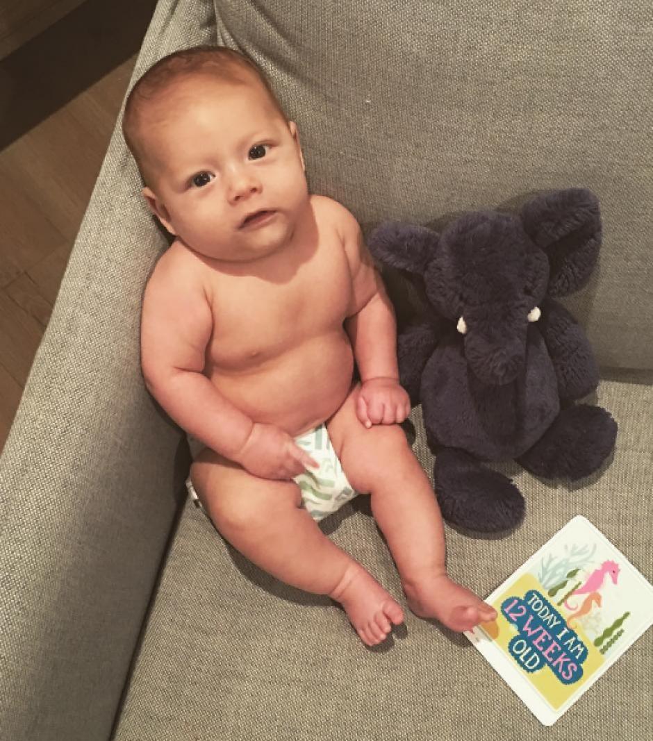 Tiene tres meses de edad, pero ya es todo un famoso en redes sociales. (Foto: Instagram)