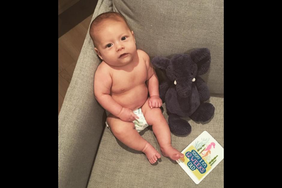 El pequeño Boomer triunfa en las redes sociales. (Foto: Instagram)