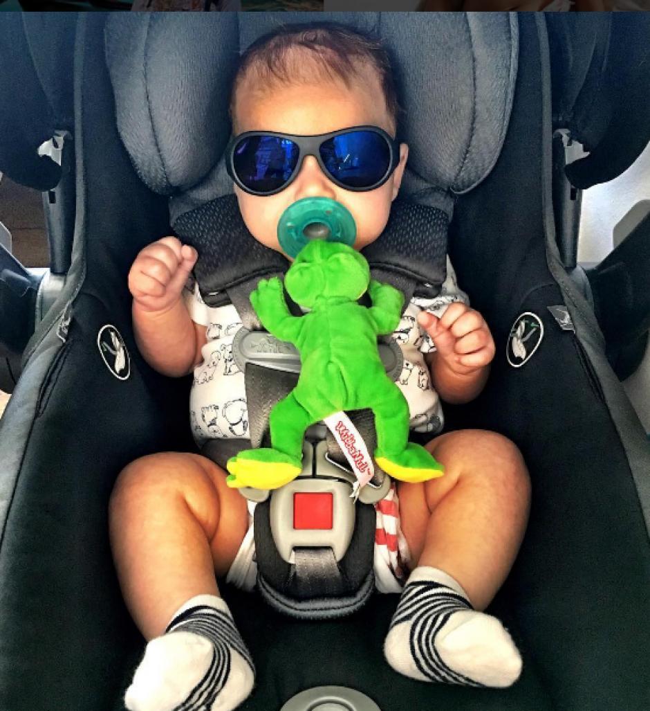 El hijo de Michael Phelps es casi tan famoso como su padre. (Foto: Instagram)