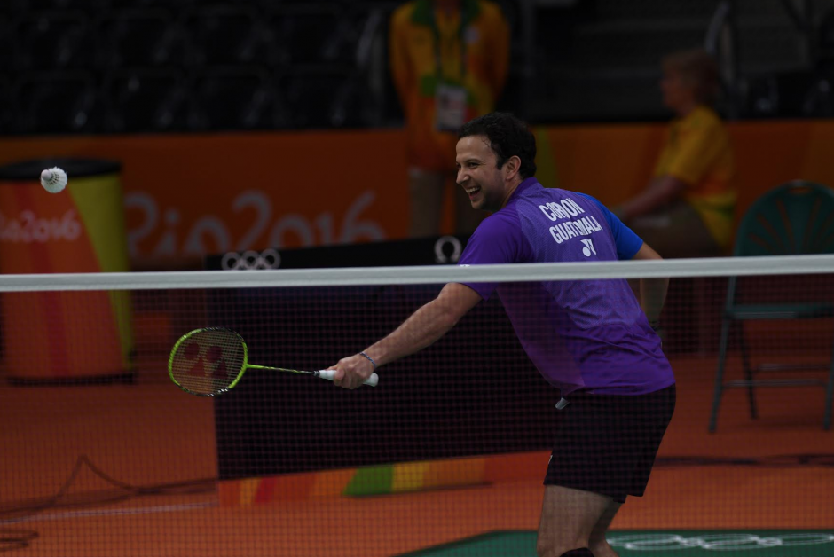 Cordón se ha visto ilusionado por iniciar su competición en los Juegos Olímpicos. (Foto: Sergio Muñoz/ACD)