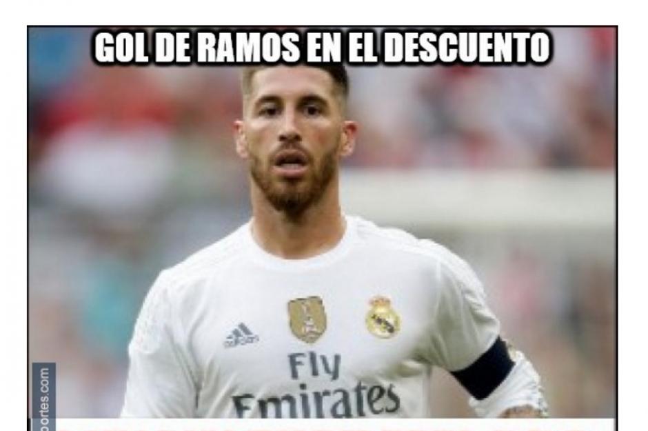 Como ocurrió con el Atlético se adicionaron 4 minutos.  (Foto: MemeDeportes.com)