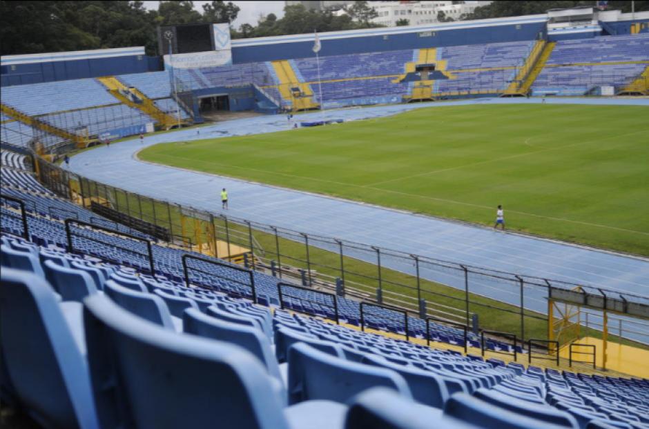 Los diputados aprobaron el cambio del nombre del Estadio. (Foto: Archivo/Soy502)
