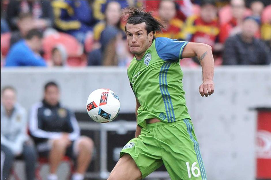 El paraguayo llegó al Seattle Sounders el año pasado. (Foto: MLSfutbol.com)
