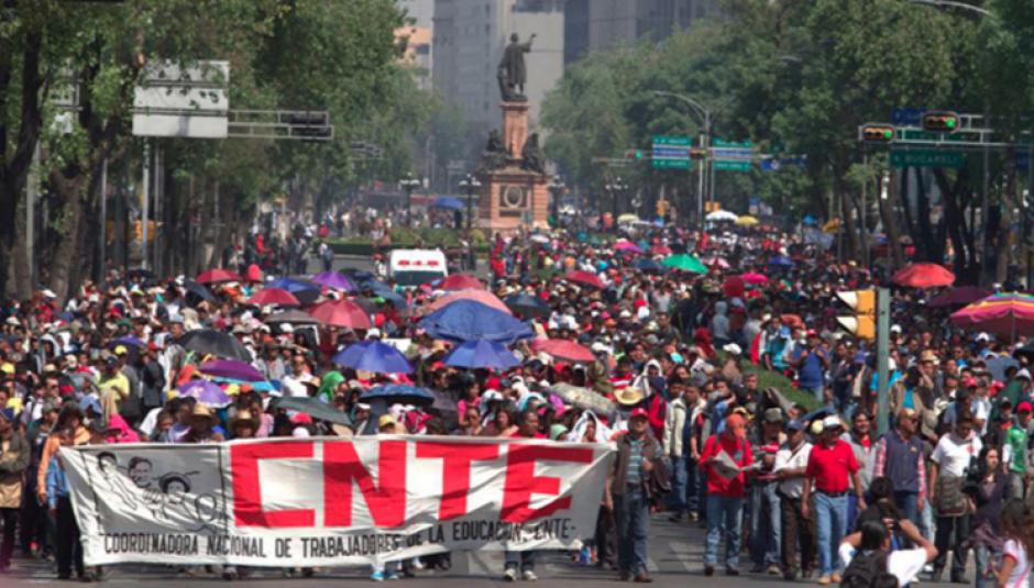 También se aprobaron cambios para anunciar una marcha. (Foto: www.aztecanoticias.com.mx)