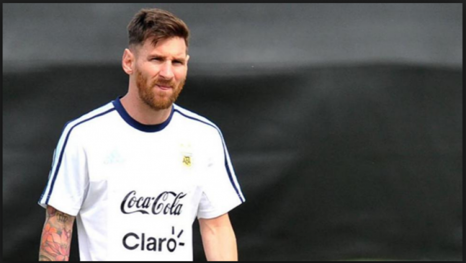 Messi está a punto de iniciar el torneo con el Barcelona. (Foto: tn.com.ar)
