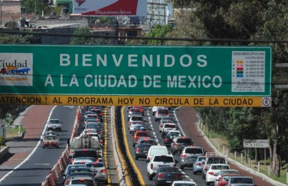 El primer puesto es ocupado por una metrópoli latinoamericana, la Ciudad de México. (Foto: Ciudadanos en red)