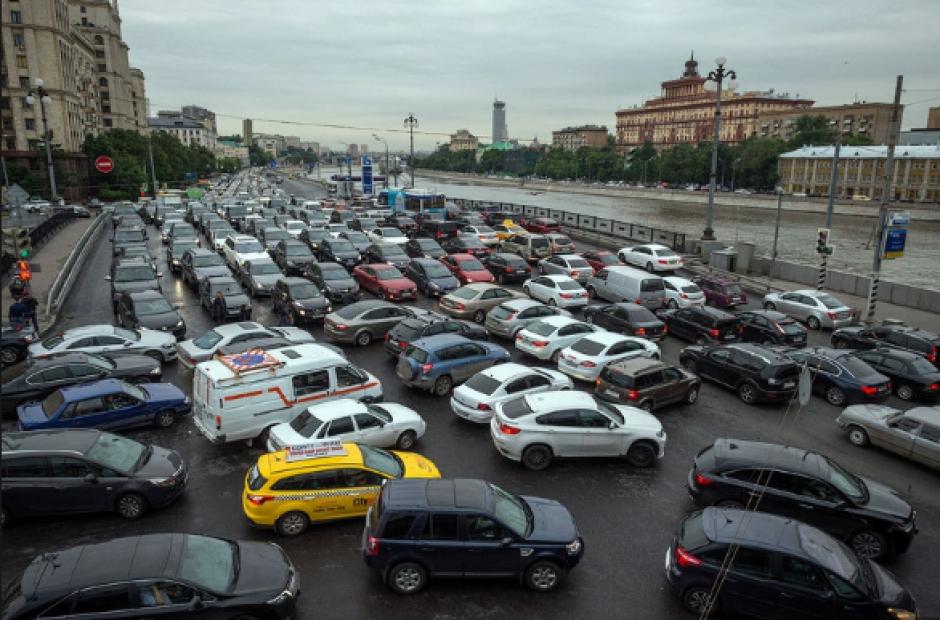 En el quinto lugar, se encuentra Moscú, Rusia, que posee un nivel del 44%. (Foto: Ilya Varlamov/Taringa)