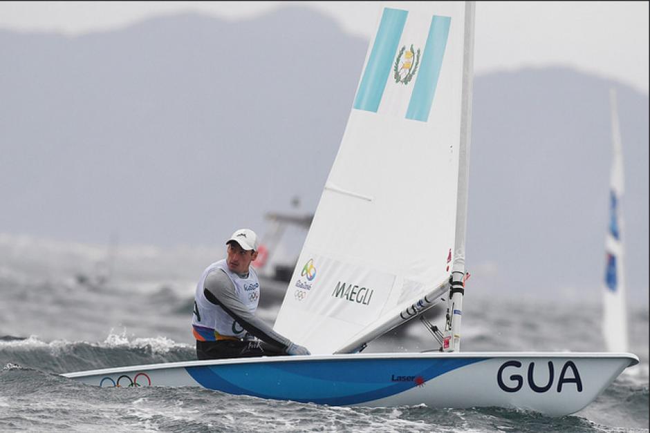 El guatemalteco espera alcanzar la gloria en Río 2016. (Foto: COG)