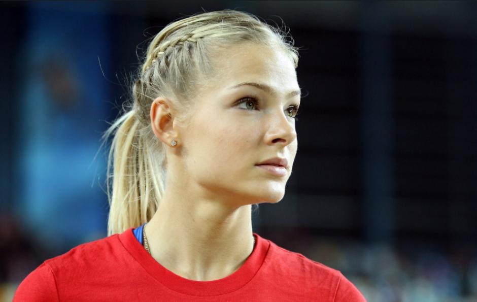 Darya Klishina fue suspendida ya en Brasil. (Foto: Uniain.ru)