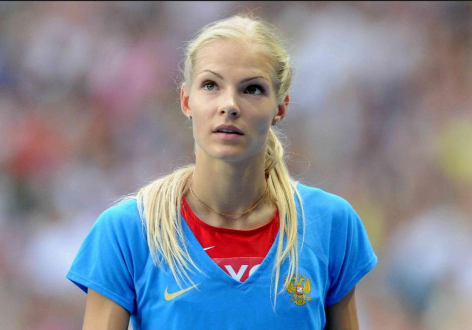 Klishina puso un recurso para poder competir el martes.  (Foto: Uniain.ru)