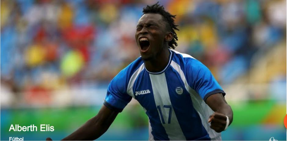 Alberth Elis fue el artífice para que Honduras juegue una semifinal en Río 2016. (Foto; captura de pantalla)