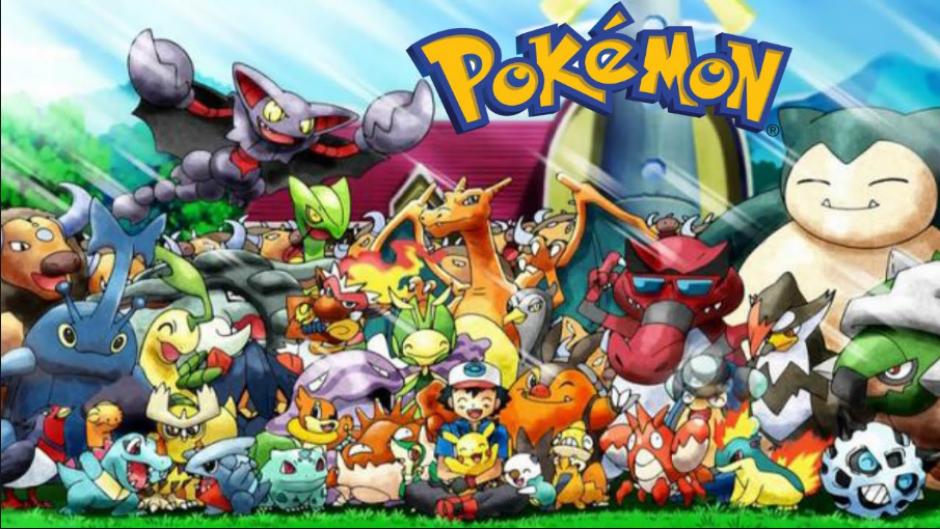 El personaje Ash, con Pikachu y el resto de Pokemons que atrapó en la serie. (Imagen: PokemonWalpapers)