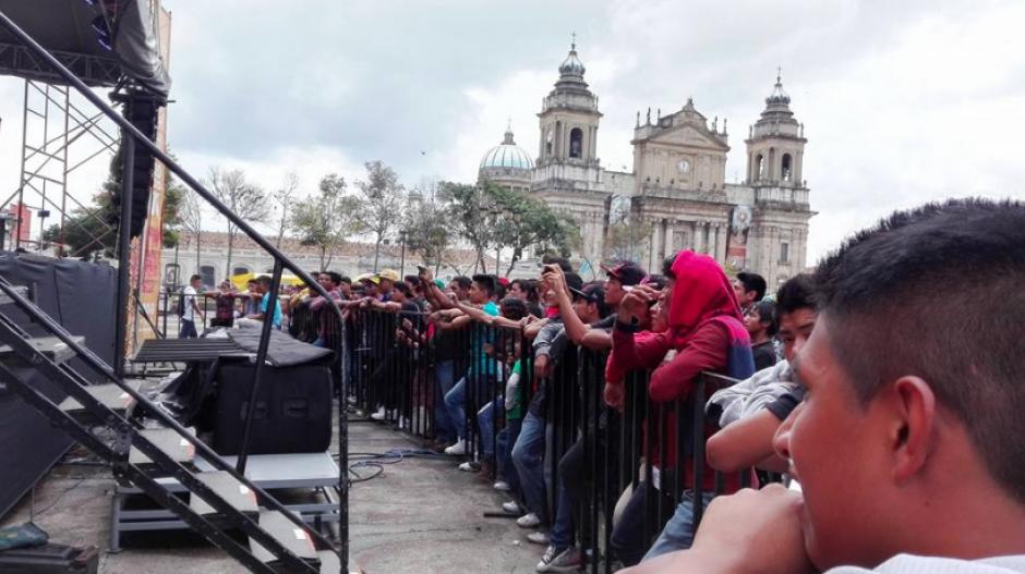 Los asistentes también pudieron disfrutar de una competencia de breakdance. (Foto: Marcia Zavala/Soy502)