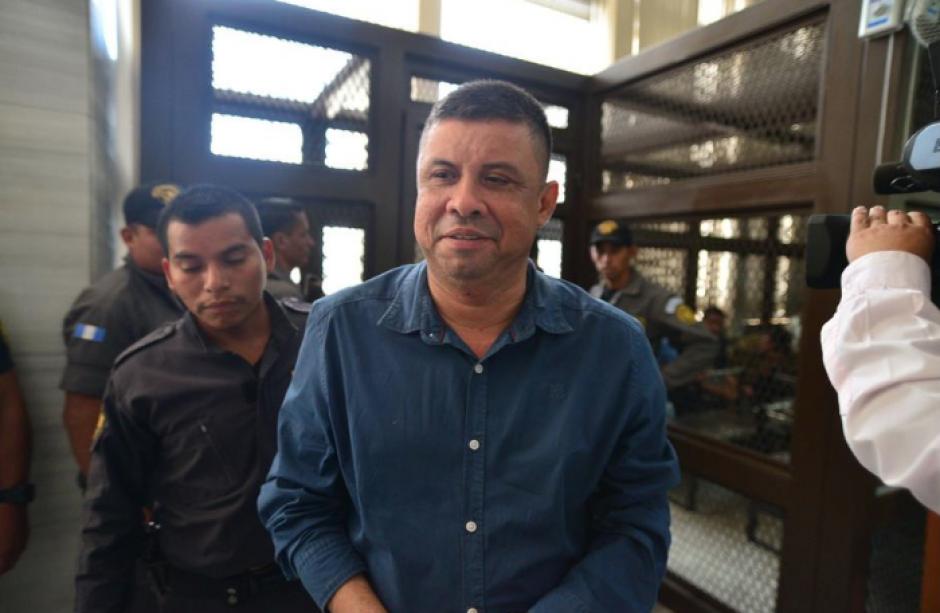 Chico Dólar enfrenta la Justicia en un caso donde también está involucrado un excandidato a vicepresidente de Guatemala. (Foto: Archivo/Soy502)