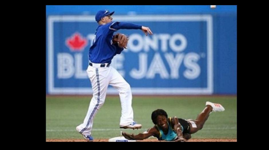 La impresionante hazaña de Miller llegó al baseball. (Foto: El Comercio Perú)