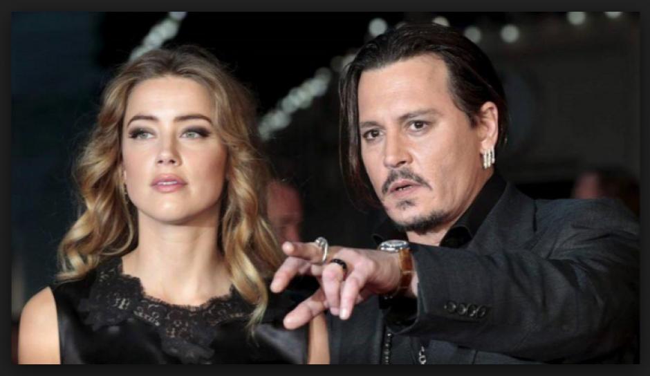 Hace poco más de un mes la expareja de Depp había denunciado maltrato físico. (Foto: www.mirror.co.uk)