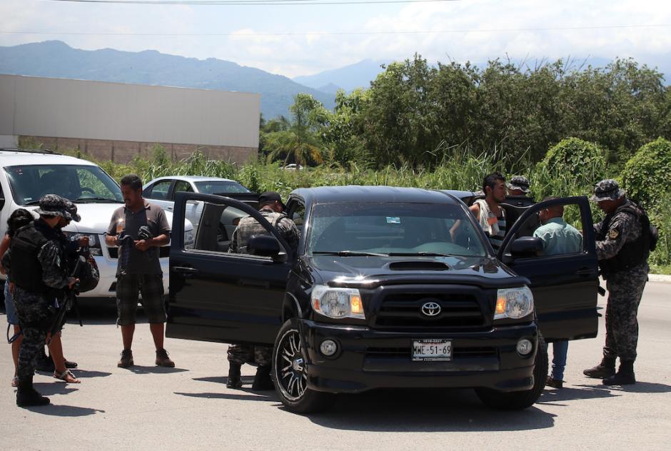 """Jesús Alfredo Guzmán Salazar, hijo del narcotraficante Joaquín """"El Chapo"""" Guzmán fue secuestrado en Jalisco. (Foto: EFE)"""