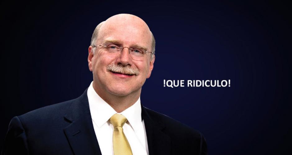 Juan Gutierrez, excandidato a la presidencia también fue recordado. (Foto: @Twitter/@SoyChemita)