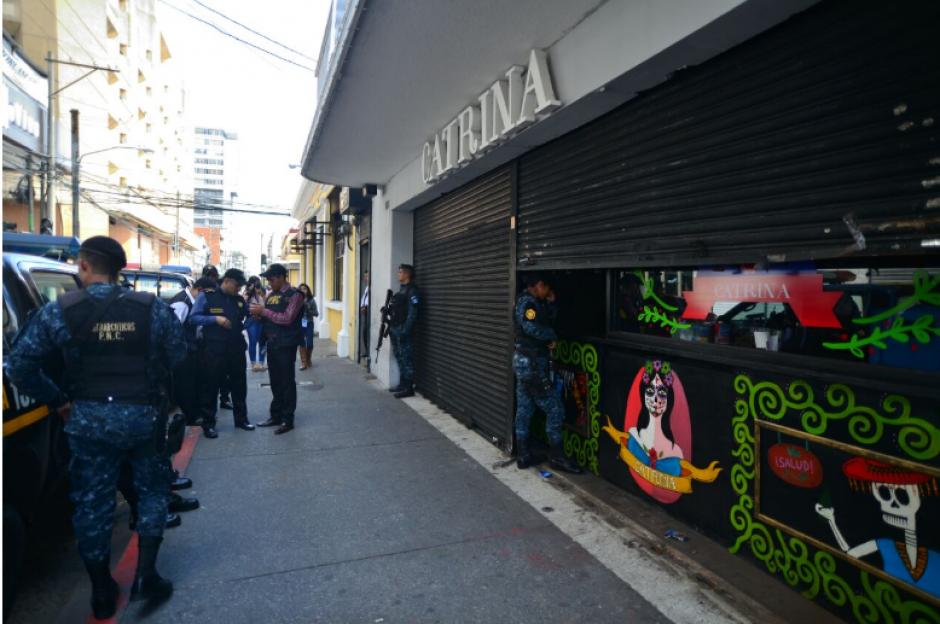 El lugar donde funciona el bar fue arrendado por Laura Rubí Morales Álvarez. (Foto: Wilder López/Soy502)