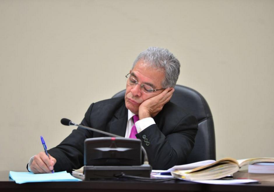 Doce abogados insisten en que el juez Gálvez quede fuera del caso Cooptación. (Foto: Jesús Alfonso/soy502)