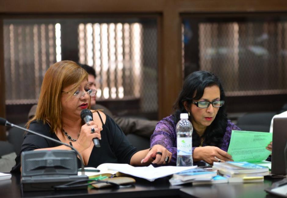 Los abogados buscan que el Juez Gálvez quede fuera del caso Cooptación. (Foto: Jesús Alfonso/Soy502)