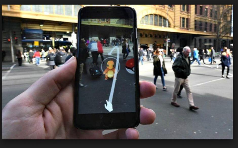 La aplicación hace que muchos pierdan noción de su entorno. (Foto: Ilustrativa extraída de mqltv.com)