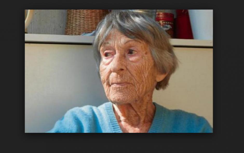 Pomsel en un documental revela datos inéditos de Hitler. (Foto: cincodays.com)
