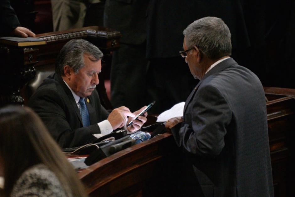 El MP solicitó el antejuicio contra Ovalle por desaparición forzada y delitos contra los deberes de la humanidad.  (Foto: Archivo/Soy502)