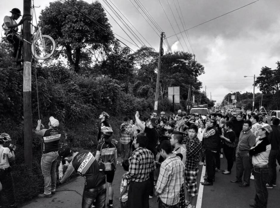 El pasado 14 de agosto otro ciclista fue atropellado. (Foto: Facebook/Bicicletas Blancas)