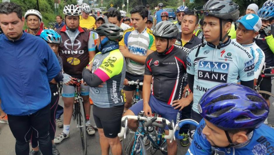 La comunidad del pedal se ha unido para apoyar a los familiares. (Foto: Facebook/Bicicletas Blancas)