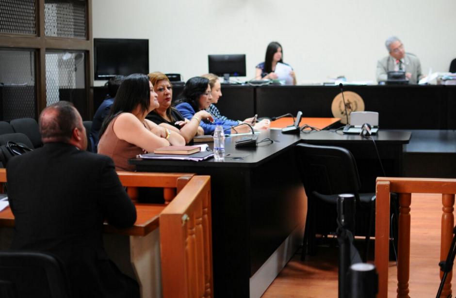 Los abogados habían solicitado que el Juez Gálvez declinara. (Foto: Alejandro Balán/Soy502)