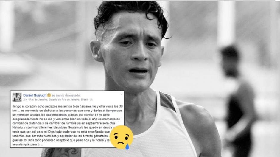 La cadena de noticias Fox resaltó al deportista guatemalteco. (Foto: Fox)