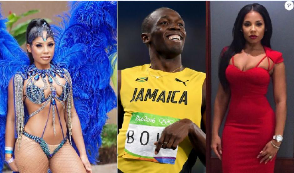 Usain Bolt está enamorado de esta hermosa modelo. (Foto: Instagram)