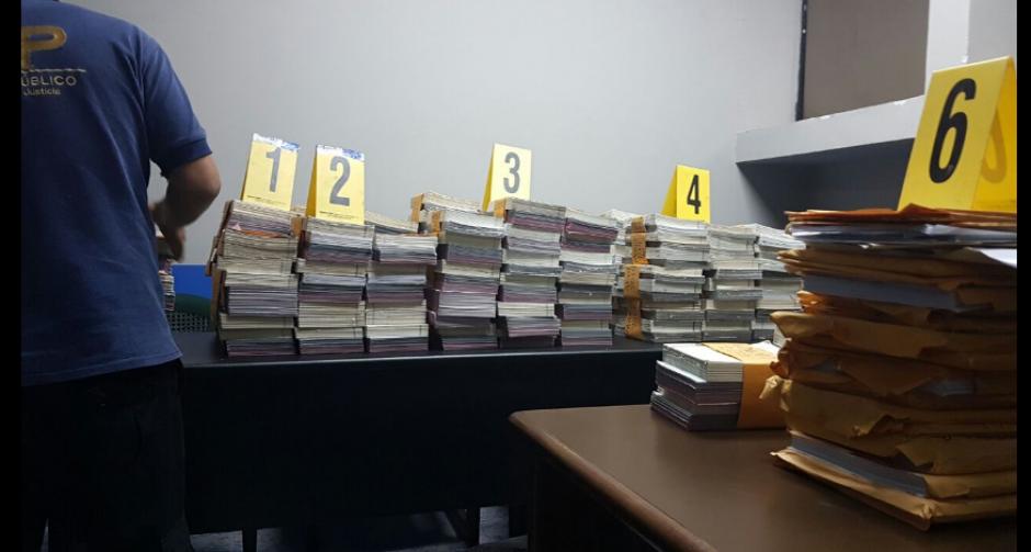 Fueron tres denuncias las que se realizaron contra SIGA. (Foto: MP)