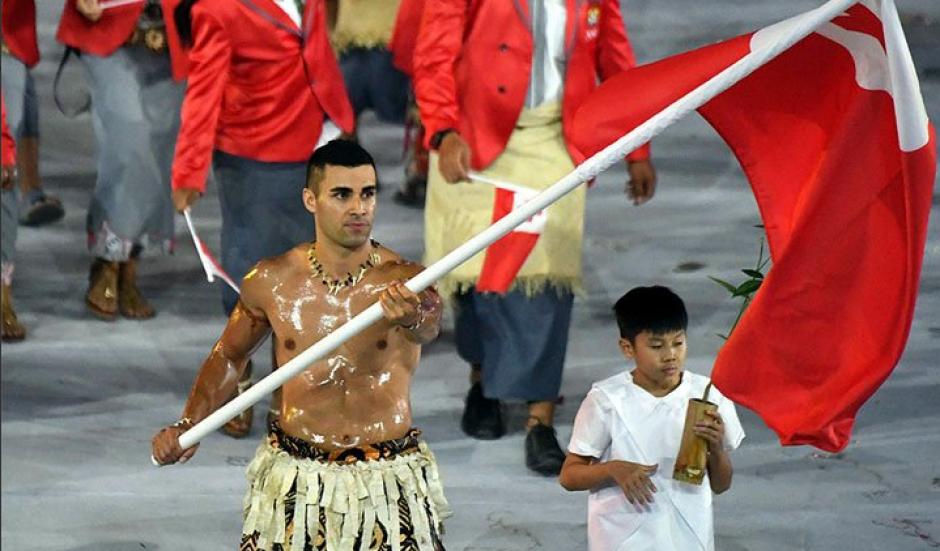 De 32 años, llegó a Río para competir en taekwondo. (Foto: AFP)