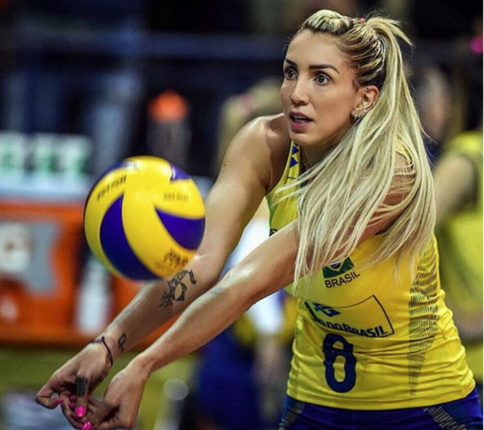 La selección brasileña se quedó muy cerca de llegar al juego final por el oro. (Foto: Instagram Thaisa Daher Pallesi)