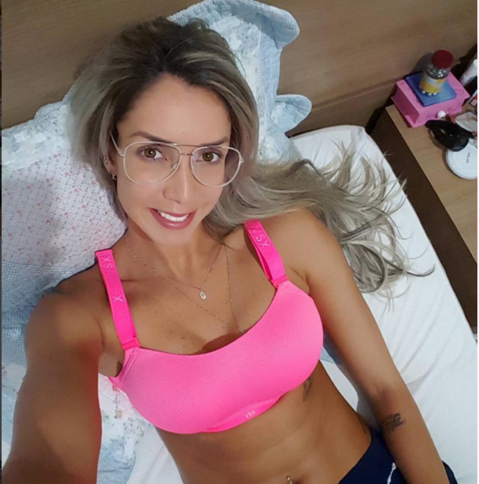 Thaisa es una de las deportistas que roban suspiros en estas justas deportivas. (Foto: Instagram Thaisa Daher Pallesi)