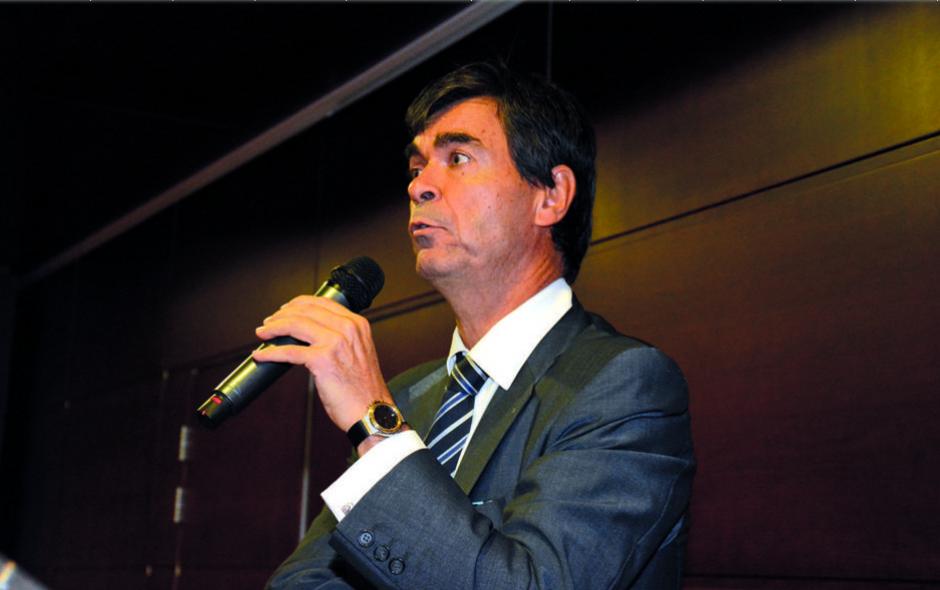 Ángel Pérez-Maura es un empresario español implicado en el caso TCQ. (Foto: Archivo/Soy502
