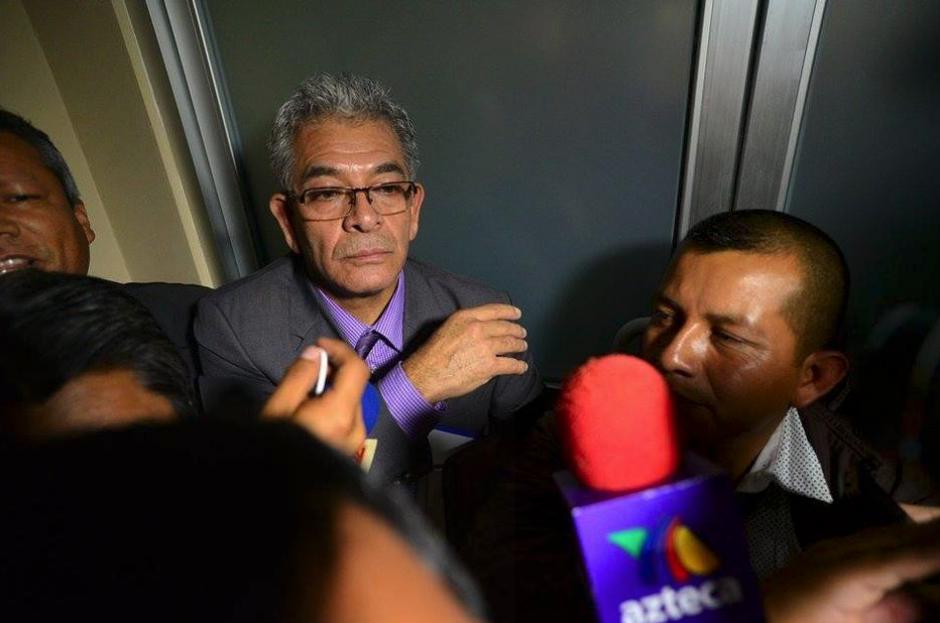 Para retardar su captura, Baldetti se refugió en un hospital privado, lugar que fue visitado por el Juez Miguel Ángel Gálvez. (Foto: Archivo/Soy502)