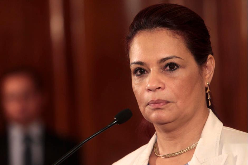 La exvicepresidenta Roxana Baldetti fue arrestada el 21 de agosto de 2015. (Foto: Archivo/Soy502)