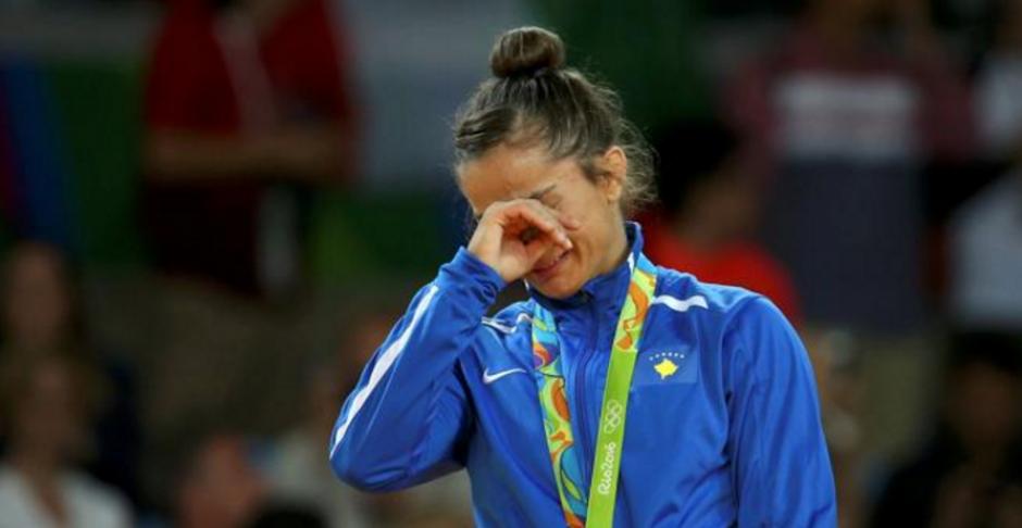 A la doble campeona de Europa y del Mundo solo le faltaba el metal olímpico. (Foto: EFE)