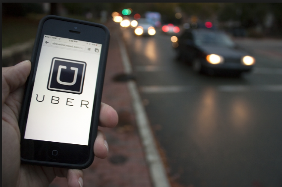 En Centroamérica, Uber ya está en Costa Rica. (Foto: www.poderpda.com)