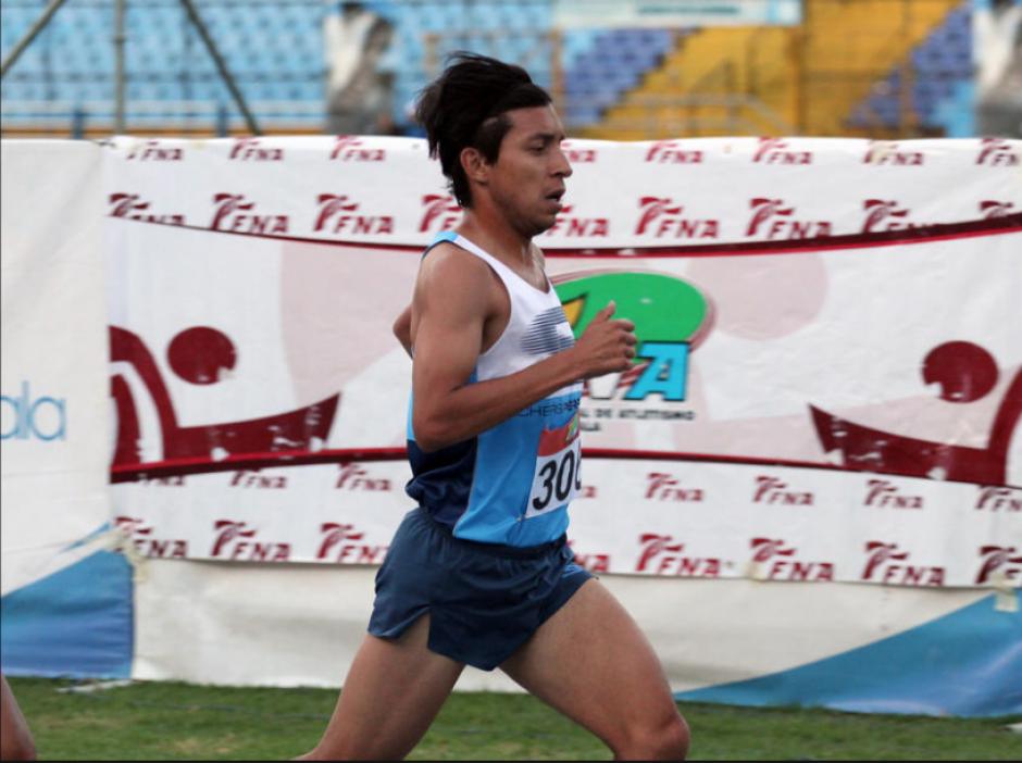 Juan Carlos Trujillo eligió competir para Guatemala y no Estados Unidos (Foto: Soy502)