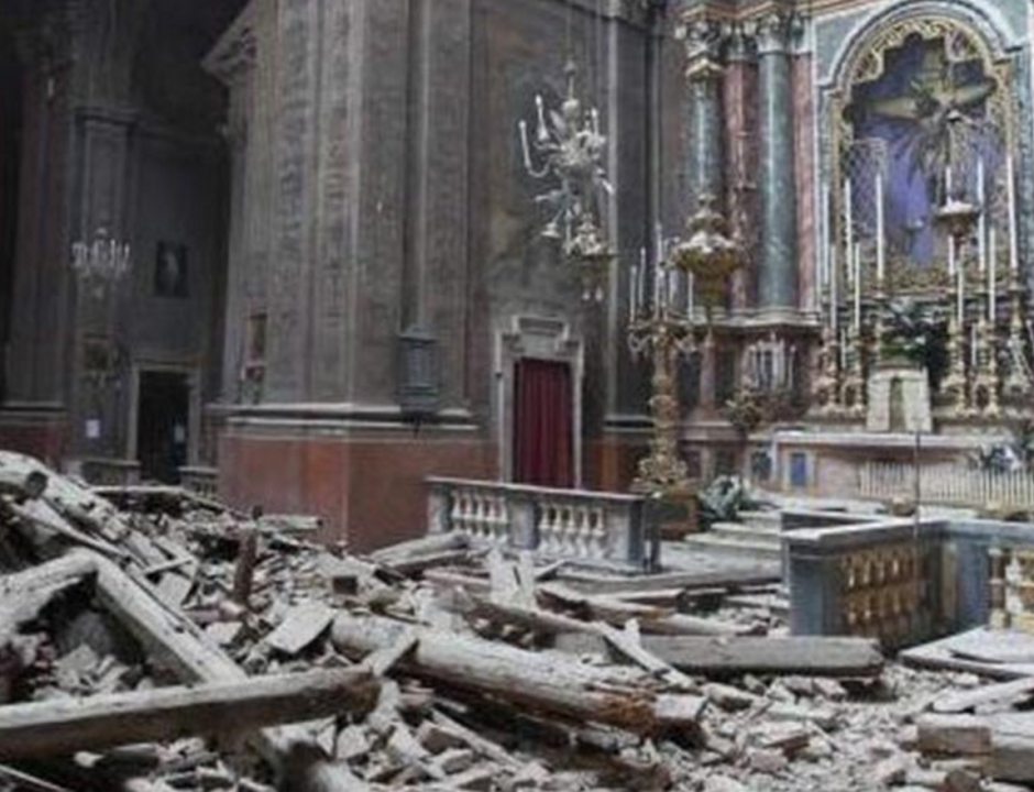 Un terremoto dejó varias personas muertas en Italia. (Foto: La Vanguardia)