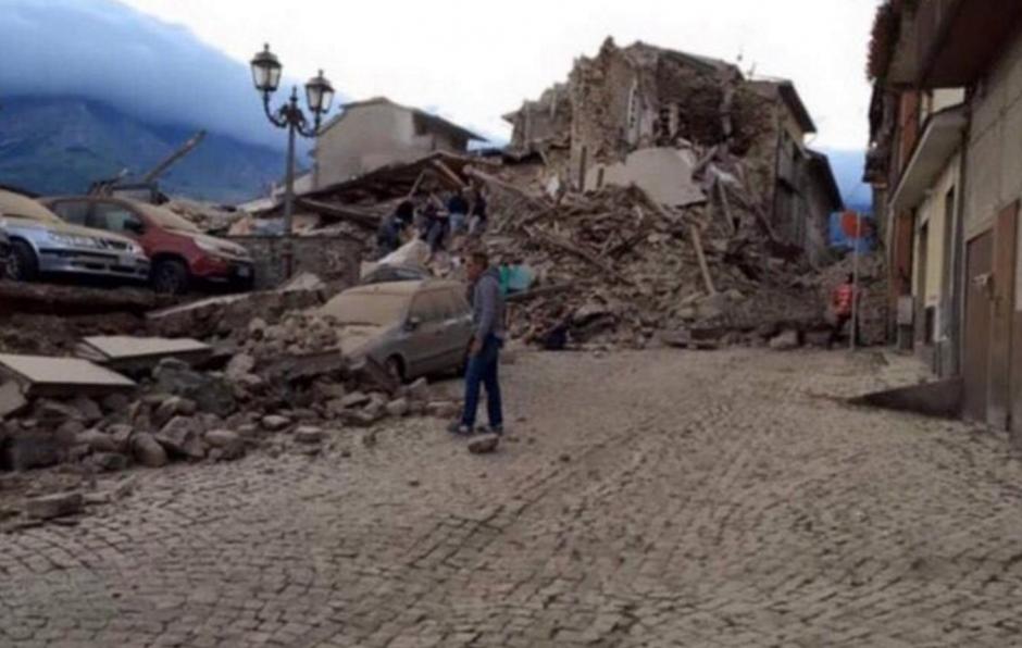 Los pueblos están casi devastados. (Foto: EFE)