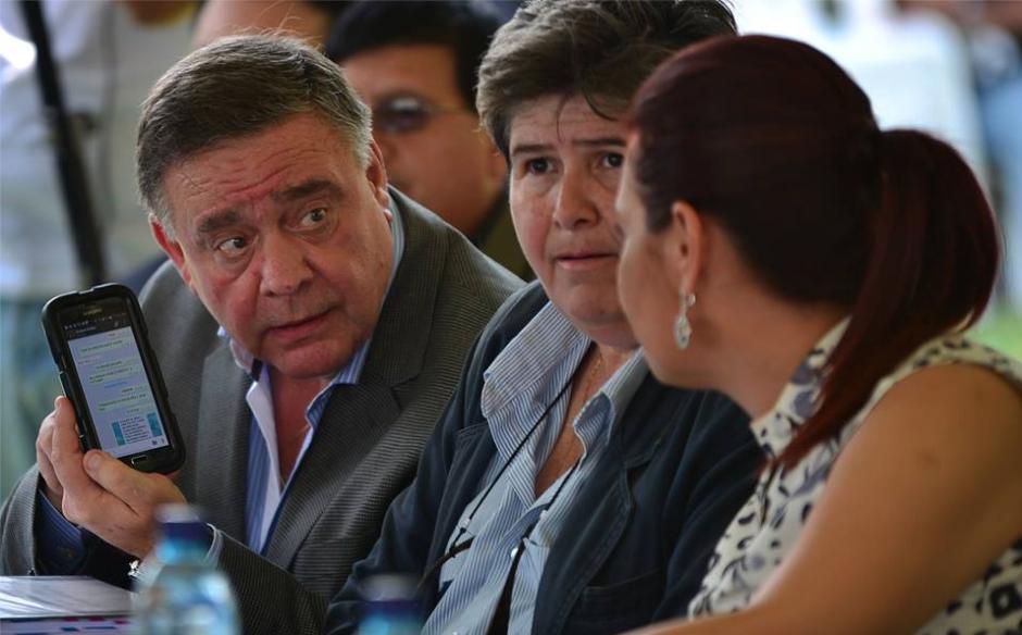 La testigo, Rina Sanchinelli, fungió como asesora de la Vicepresidencia durante la negociación del proyecto. (Foto: Archivo/Soy502)