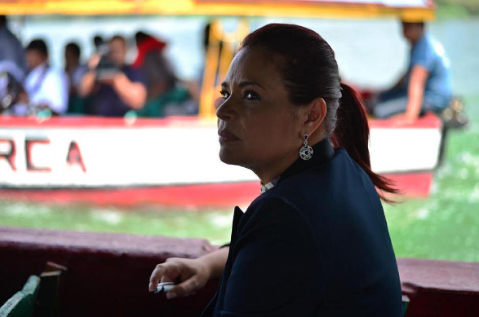 La exvicepresidenta Roxana Baldetti enfrenta un proceso judicial por un supuesto fraude en un proyecto de limpieza del Lago de Amatitlán. (Foto: Archivo/Soy502)