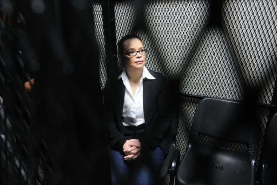 Baldetti y otros implicados fueron ligados a proceso por el caso Lago de Amatitlán en marzo de 2016. (Foto: Archivo/Soy502)