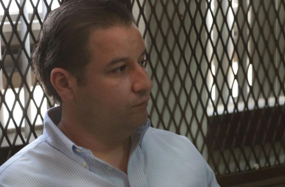 Roberto Barreda enfrentará juicio por la desaparición de su esposa Cristina Siekavizza ocurrida en 2011. (Foto: Alejandro Balán/Soy502)
